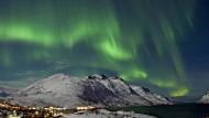 Cahaya Utara Norwegia
