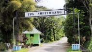 Panen Gas Metan TPA Supit Urang Kota Malang