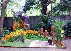 Desain Taman Anggrek Bebeja Com