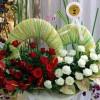 Galeri Rangkaian Bunga Gebyar Bunga Jakarta 2015