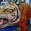 Kaleng Bekas Jadi Harimau