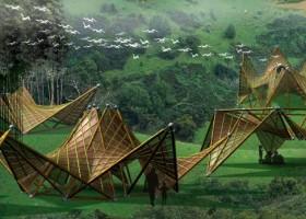 Bambu Tahan Gempa