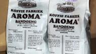 Kopi Nusantara: Koffie Fabriek Aroma Bandung