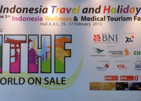 Indonesia Travel & Holiday Fair 2013