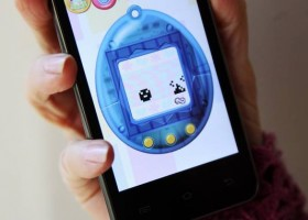 Tamagochi Baru Versi Android