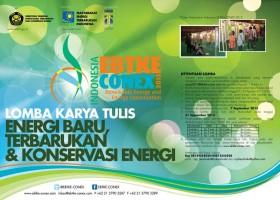 Lomba Konservasi Energi 2013