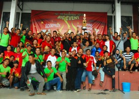 Kontes Bandung Lautan Serama 2013