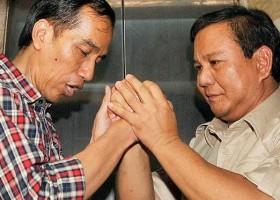 Fashion Jokowi Prabowo