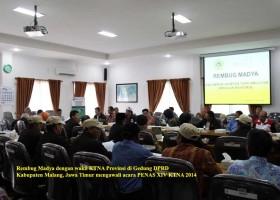 PENAS XIV KTNA 2014 (1): Rembug Madya