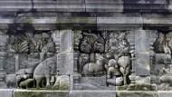 Mangga Dan Durian Candi Borobudur