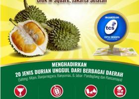 Bebeja Dukung Durian Fair 2016