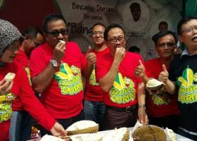 Semarak Festival Durian Banten 2016