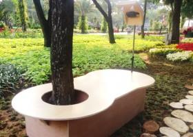 41+ Desain Bangku Taman Gratis Terbaru