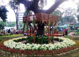 Bebeja Flona 2016 (1): Meriah Aneka Taman