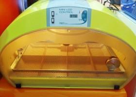 Inkubator Telur Portable