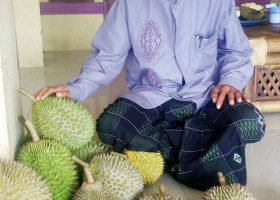 Durian Si Radio Pandeglang
