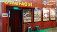Bioskop Mini CineFAO 21