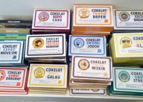 Bebeja 11th Agrinex Expo 2017 (6): Cokelat Enteng Jodoh