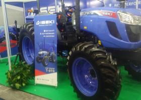 Bebeja INAGriTech & INAPALM ASIA 2018 (1): Traktor 4 Roda