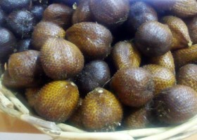 Salak Pondoh Dari Kabupaten Bungo