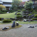 Filosofi Batu Dan Pasir Taman Jepang