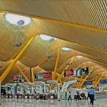 Bambu Di Bandara Barajas Madrid