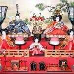 Hinamatsuri Hari Anak perempuan