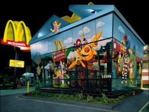 restoran-Mcdonald's