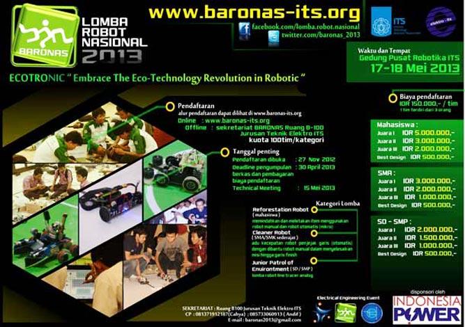 lomba-robot-nasional-2013