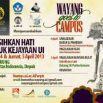 Wayang Goes To Campus UI