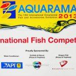 Selamat Datang Aquarama 2013 Singapura