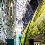 Taman Vertikal Terbesar Di New Seoul