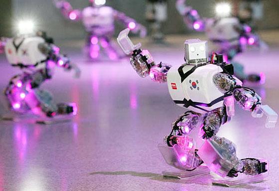 robot-taekwondo