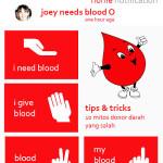 Aplikasi Android Donor Darah