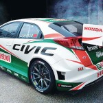 Mobil Rally Honda WTCC 2014