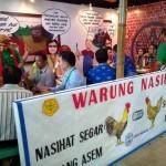 Warung Nasihat FAO di Indo Livestock 2014