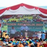 Lipsus (5) : Presiden SBY Resmi Buka PENAS XIV KTNA 2014
