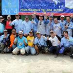 Cingreng Fishyforum 2014 di Pemancingan Telaga Putra