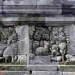 Ada Mangga Dan Durian Di Candi Borobudur