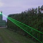 Sinar Laser Pengusir Burung