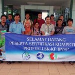Sertifikasi Kompetensi Pembudidaya Ikan Hias 2015
