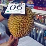 Durian Si Rouf Jawara Kontes Durian Fair 2016