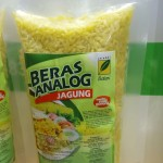 Bebeja 10th Agrinex Expo 2016 (3): Beras Analog Jagung