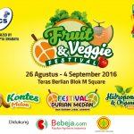 Semarak Fruit Dan Veggie Festival 2016 Di Blok M Square