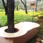 Bebeja Flona 2016 (2): Bangku Taman Unik