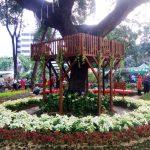 Bebeja Flona 2016 (1): Meriah Dengan Aneka Taman