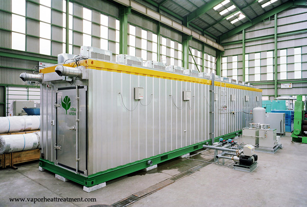vapor-heat-treatment-system