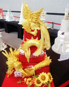 flora-dan-fauna-di-kue-tart-pengantin-4