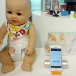 Perangkat Pintar Popok Bayi