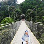 Sensasi Situgunung Suspension Bridge